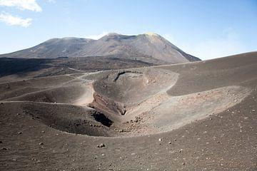 Etna vulkaan van Kees van Dun