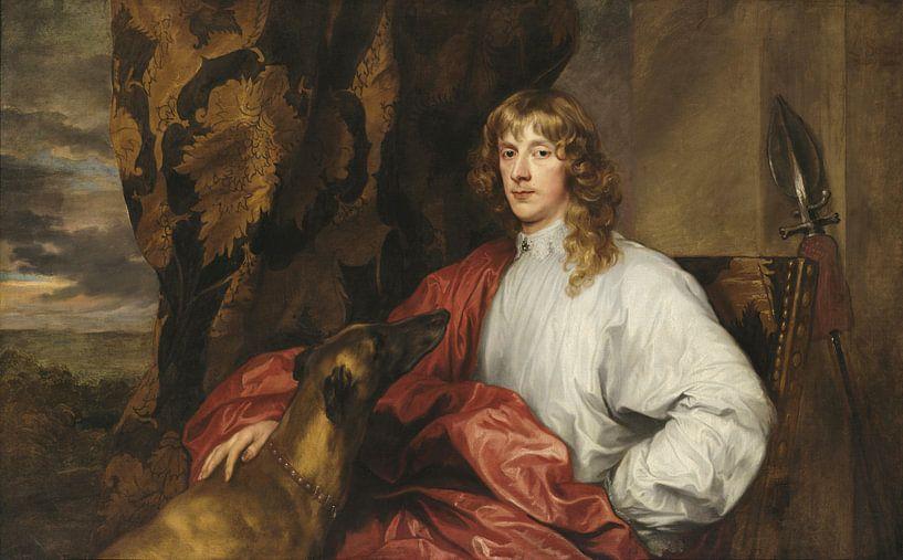 James Stewart Herzog von Richmond, Antoon van Dyck von Meesterlijcke Meesters