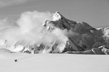 Mount Hunter Alaska sur Menno Boermans