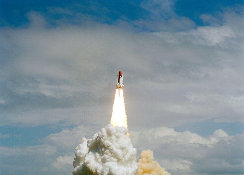 Space Shuttle Discovery Start von Digital Universe