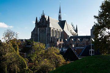 Hooglandse Kerk te Leiden van Alejandro Vivas