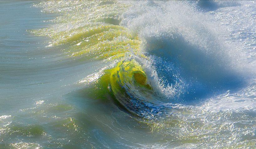1139 The eye of the wave van Adrien Hendrickx