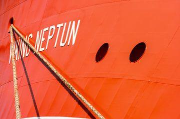 Schepen in de Haven van IJmuiden. van scheepskijkerhavenfotografie