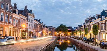centrum Bolsward, Friesland van MaxDijk Fotografie shop