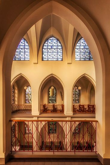 Kapel Huize Loreto in Simpelveld van John Kreukniet