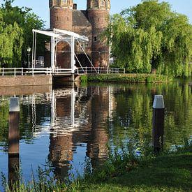 Oostpoort Delft von Rogier Vermeulen