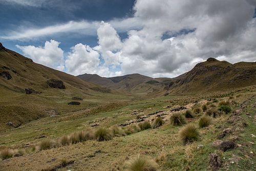 Mountains of Ozogoche van