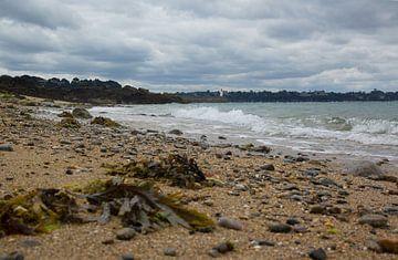 Strand (Saint Malo, Frankrijk) van