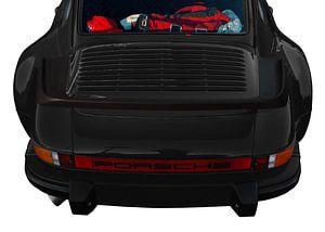 Porsche 911 G-Modell in black