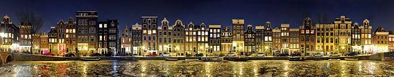 Amsterdam Rotlichtviertel Panorama