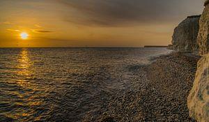 Sangstrup et Karlby Cliffs, Danemark