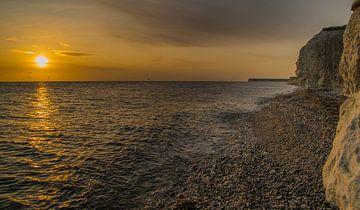 Sangstrup und Karlby Cliffs, Dänemark von Karen de Geus