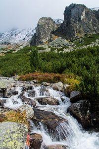 Waterval in Slowakije van