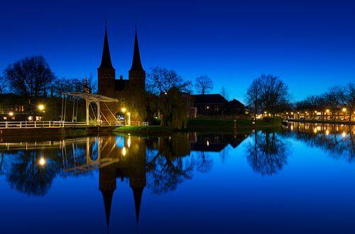 De Oostpoort te Delft van Marco van Dijk