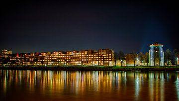Maastricht by night van Carola Schellekens