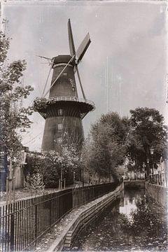 Mühle Rijn en Zon sur Jan van der Knaap