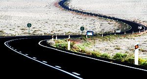 De lange bochtige weg oftewel The long and winding road