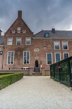 Das Prinsentuin in der Nähe des Prinsenhofs in Groningen von Vincent Alkema