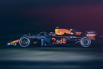 Max Verstappen - F1 RedBull Racing Formel 1 von Kevin Baarda