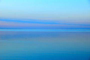 Het blauwe uur van Nynke de Bruijne