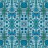 Blue Pattern van Esther  van den Dool thumbnail