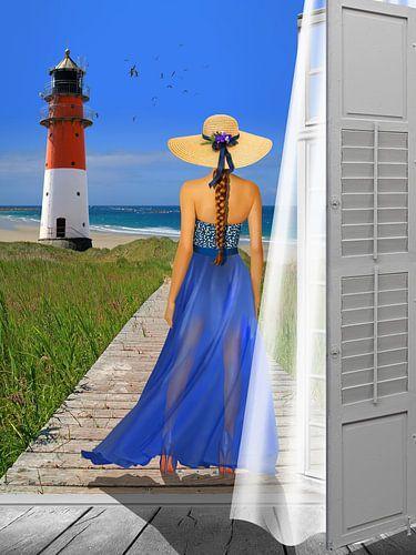 Urlaub am Meer  von