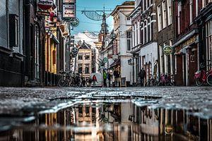 Cityscene Peperstraat Groningen