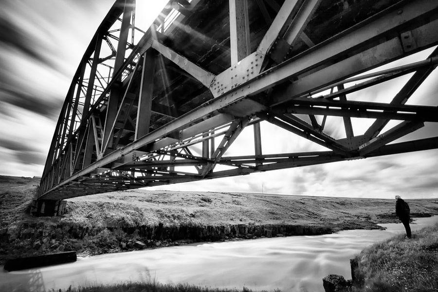 Vervallen brug van Jip van Bodegom