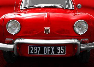 Renault Dauphine van aRi F. Huber
