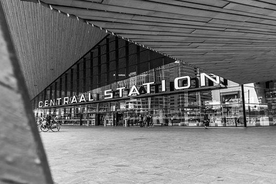 Hauptbahnhof Rotterdam.