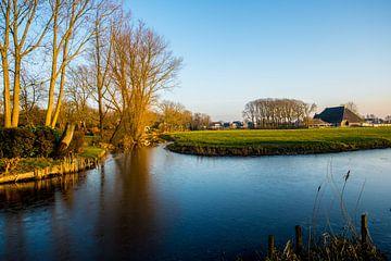 Dronryp Friesland von Brian Morgan