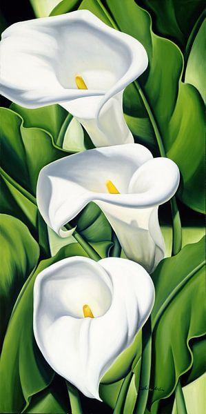 Lilies van Catherine Abel