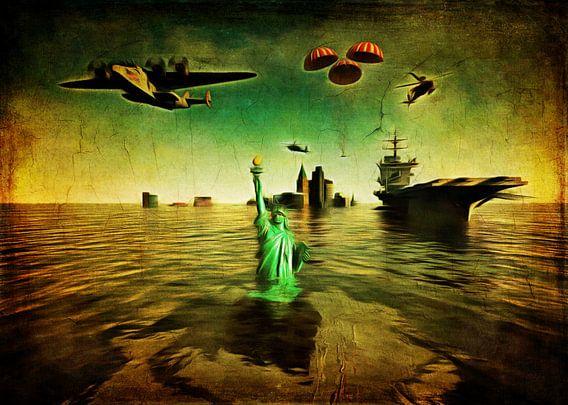 Klimaatverandering – Make America Great Again Donald Trump