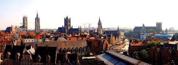 Gent, Gravensteen van Sjoerd Mouissie
