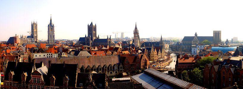 Historical Ghent sur Sjoerd Mouissie