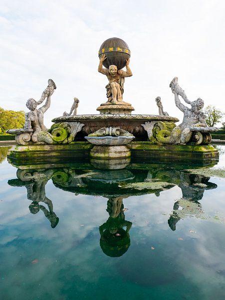 Fontein bij Castle Howard van Charlotte Dirkse
