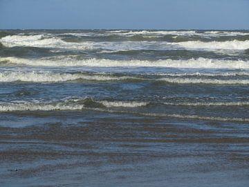 aan de Noordzee 3 van addy de meij