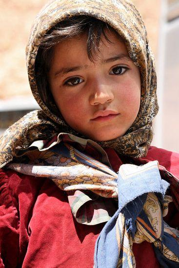 Moroccan Girl van Gert-Jan Siesling