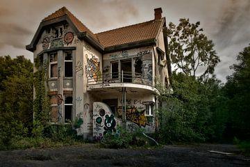 Urbex in Doel / Belgie von Ellen Driesse