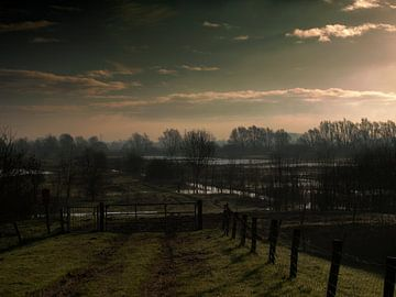 landschap van Jos van Zijl
