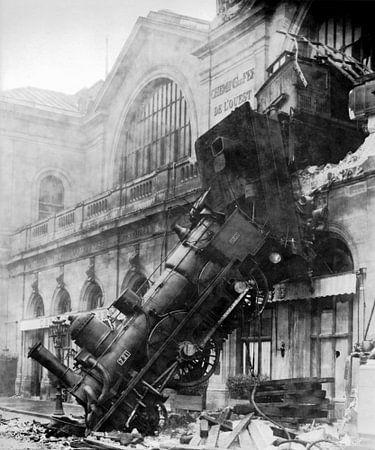 Trainwreck von Laurance Didden
