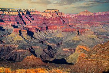 Grand Canyon, Arizona sur Rietje Bulthuis