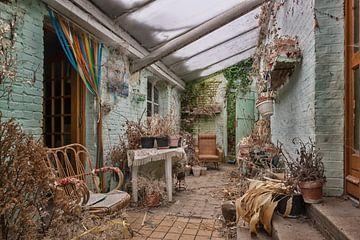 Lost Place - Haus des Gärtners von Linda Lu