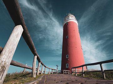 Der Leuchtturm von Texel von Remco Piet