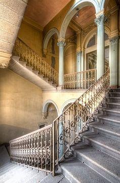 Schöne Treppe von Roman Robroek