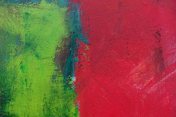 Rouge-vert sur Harry Hadders