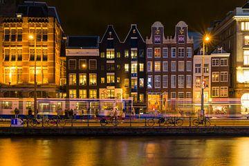 Stop & Go - Rokin Amsterdam van
