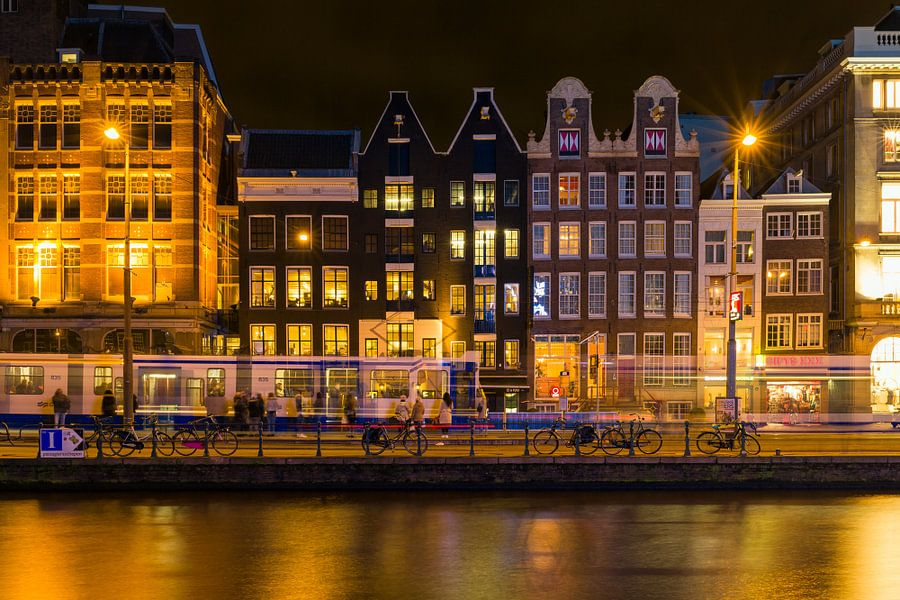 Stop & Go - Rokin Amsterdam van Thomas van Galen