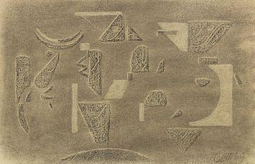 WILLI BAUMEISTER, Ohne Titel, 1949