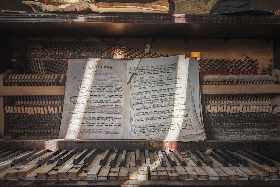 Let's Play Piano Today von Wim van de Water